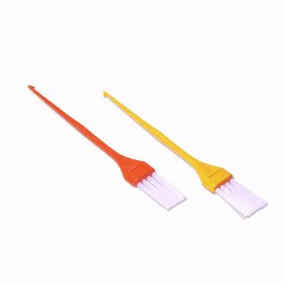 Imagem de Mini Pincel com Agulha em Plastico com 3 unidades