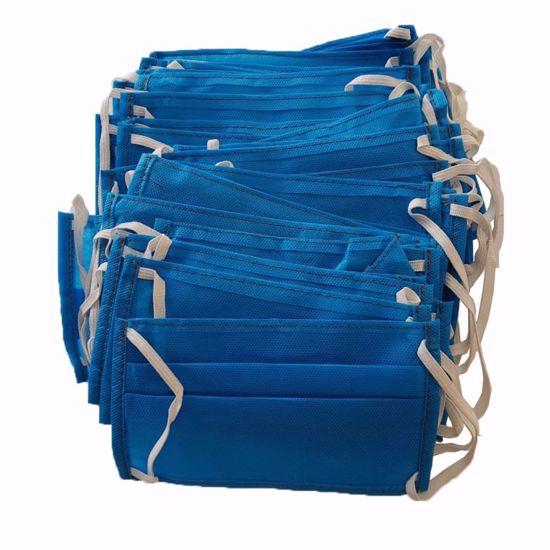 Imagem de Máscara Higiênica com elástico  - 50 unidades