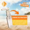 Kit Viagem - Frasco Creme de Pentear